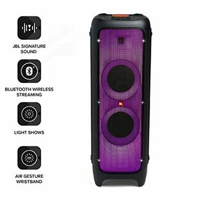 JBL PartyBox 1000 - High Power Wireless Bluetooth Party Speaker