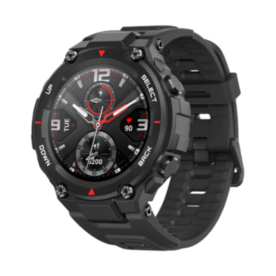 Amazfit T-Rex Smartwatch, Military Standard Certified, Tough Body, GPS, 20-Day Battery Life