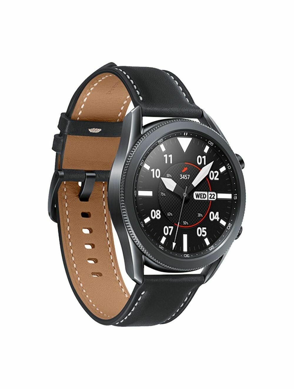 Samsung Galaxy Watch 3 (45mm, GPS, Bluetooth) Smart Watch