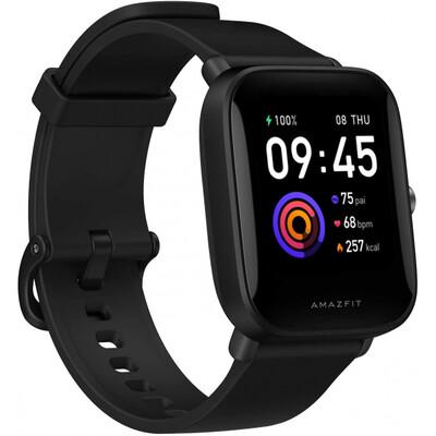 Amazfit Bip U Health Fitness Smartwatch - Black