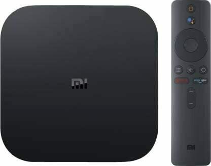 Xiaomi Mi Box S Android TV Remote Streaming Media Player