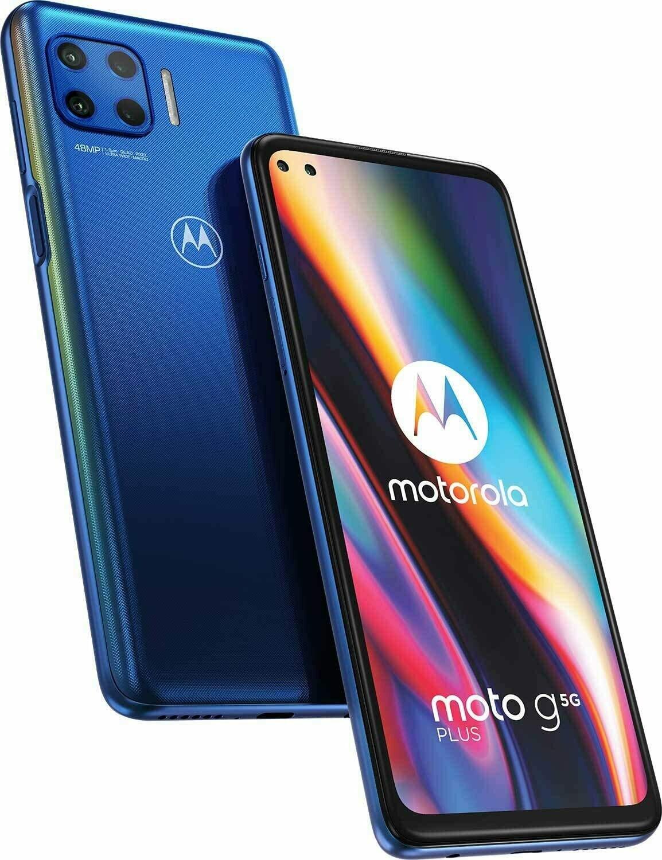 Motorola MotoG 5G Plus, 8GB RAM, 128GB Internal Memory