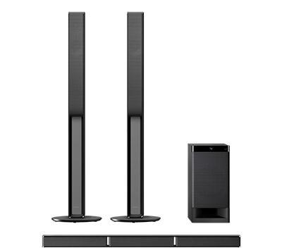 5.1ch Home Cinema Soundbar System with Bluetooth technology | HT-S700RF