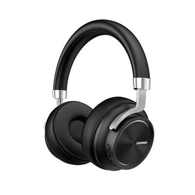 Lenovo HD800 Bluetooth Headset-Black