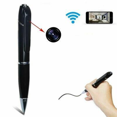 Mini wireless hidden security pen Camera