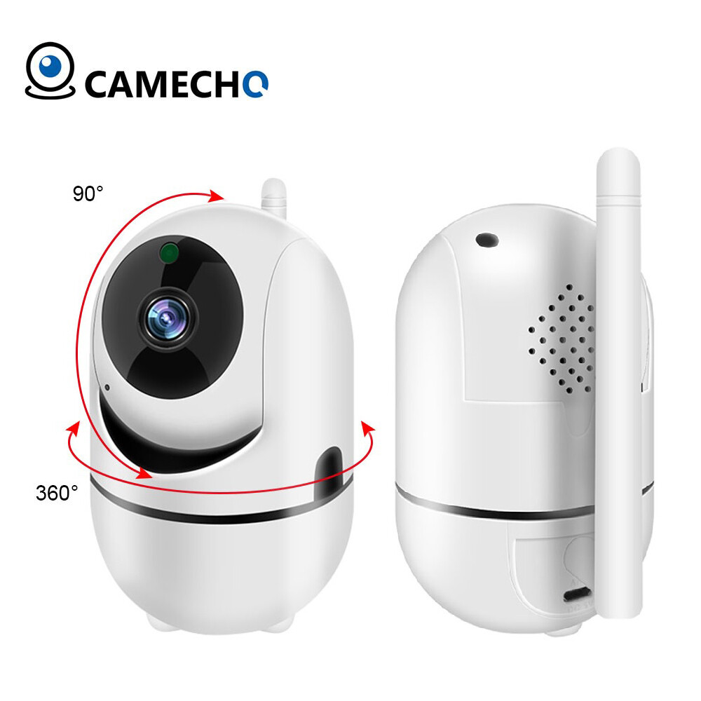 TUYA Home Security Pan Tilt Smart Camera