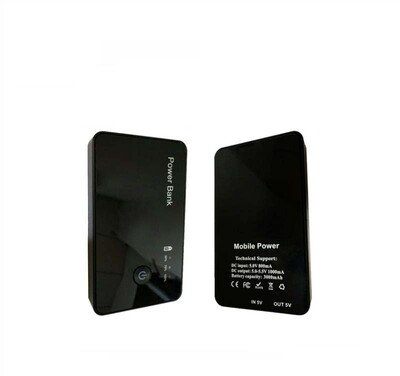 HD 1080P camera hidden camcorder motion power bank spy camera