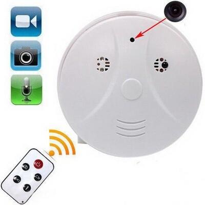 Remote control smoke camera 960P