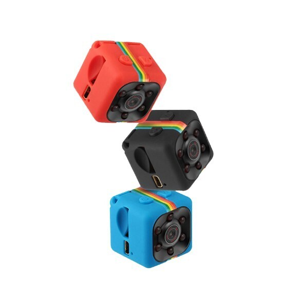HD 1080P Wireless Mini Camera SQ11 Security Hidden Camera/Spy Camera