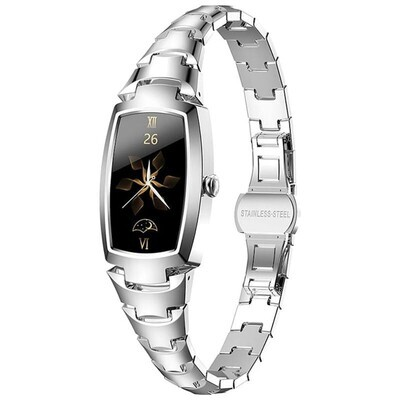 LEMFO H8 Pro - Smartwatch women gift - Silver