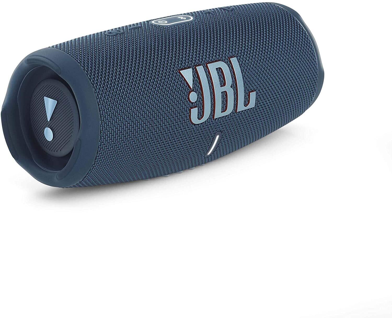 JBL CHARGE 5 Portable Waterproof Speaker-Blue