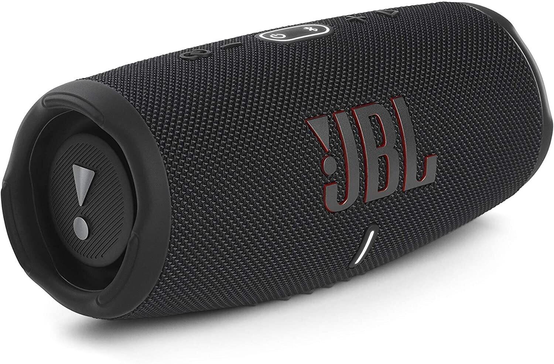 JBL CHARGE 5 Portable Waterproof Speaker-Black