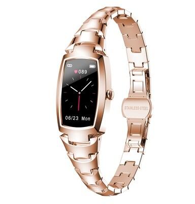 LEMFO H8 Pro - Smartwatch women gift - Rose Gold