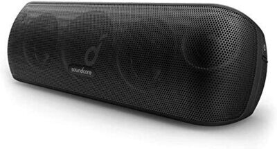 Anker Soundcore Motion+ Bluetooth Speaker with Hi-Res 30W Audio, Extended Bass and Treble