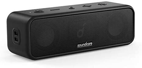 Soundcore 3 by Anker Soundcore, Bluetooth Speaker with Stereo Sound