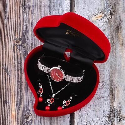 Ladies' Gift pack - Red