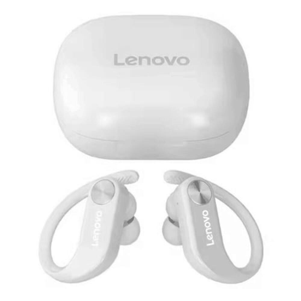 Lenovo LP7 Wireless bluetooth 5.0 Earphones - White
