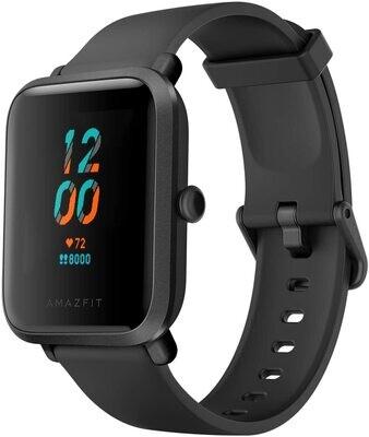 Amazfit Bip S Smart Watch (Black) perfect men women gift