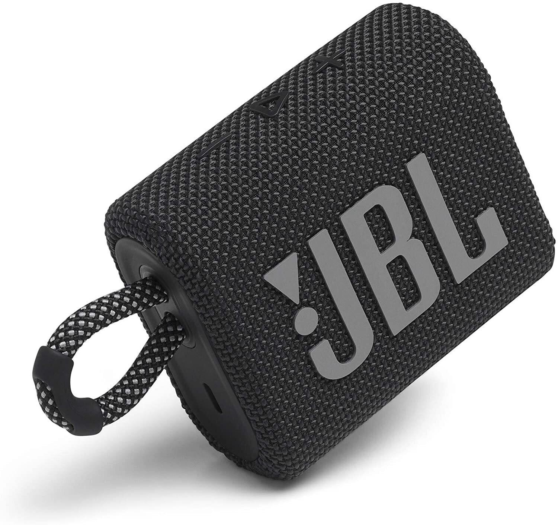 Jbl Go 3 Portable Speaker With Bluetooth - Black