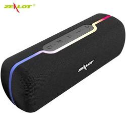 Zealot S55 Wireless Speaker Bass Sound Box - Black