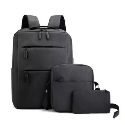 Omasaka travel laptop backpack - Black