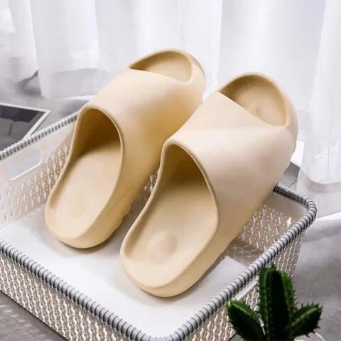 Unisex Home Summer Sandals - beige