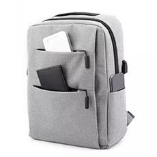 Omasaka travel laptop backpack - Gray