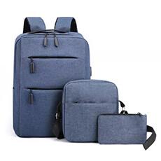 Omasaka travel laptop backpack - Blue