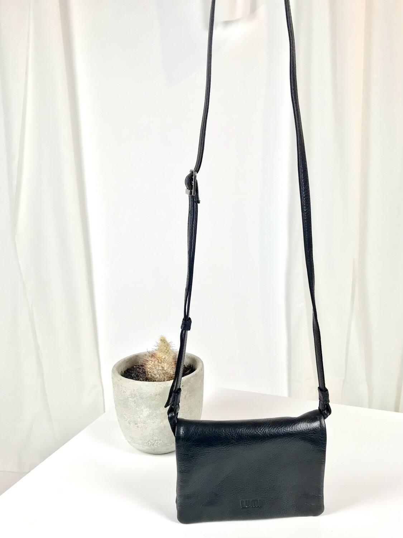 Minitasche schwarz