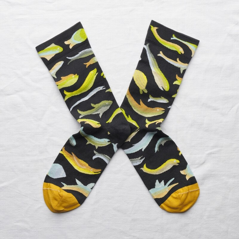 Socken Fish