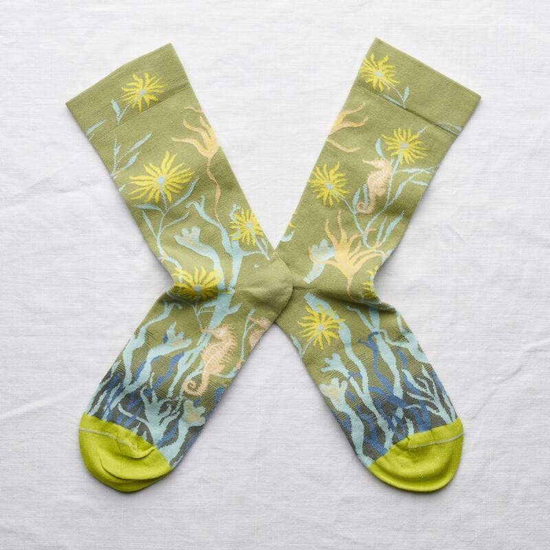 Socken Seahorse
