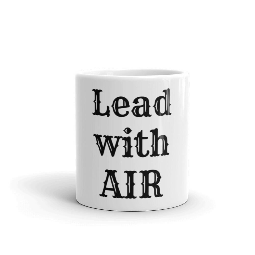 Mug - Lead with AIR!