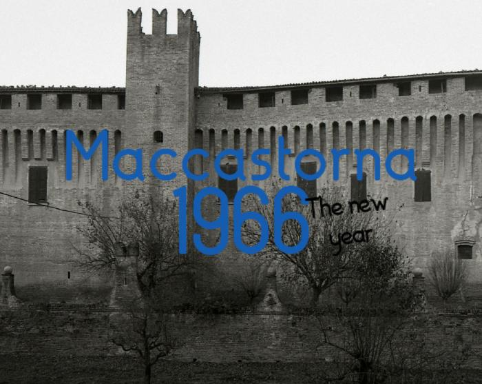 Biglietto di partecipazione a Maccastorna 1966 (24/01/2021) 19660