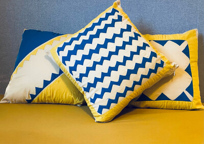 ZIG Cushion Cover Set