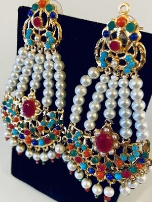 RANI Chandelier Earrings