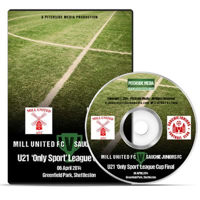Mill United FC v Sauchie Juniors FC