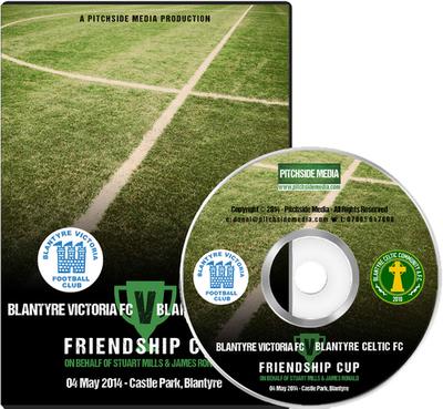Blantyre Victoria FC v Blantyre Celtic FC