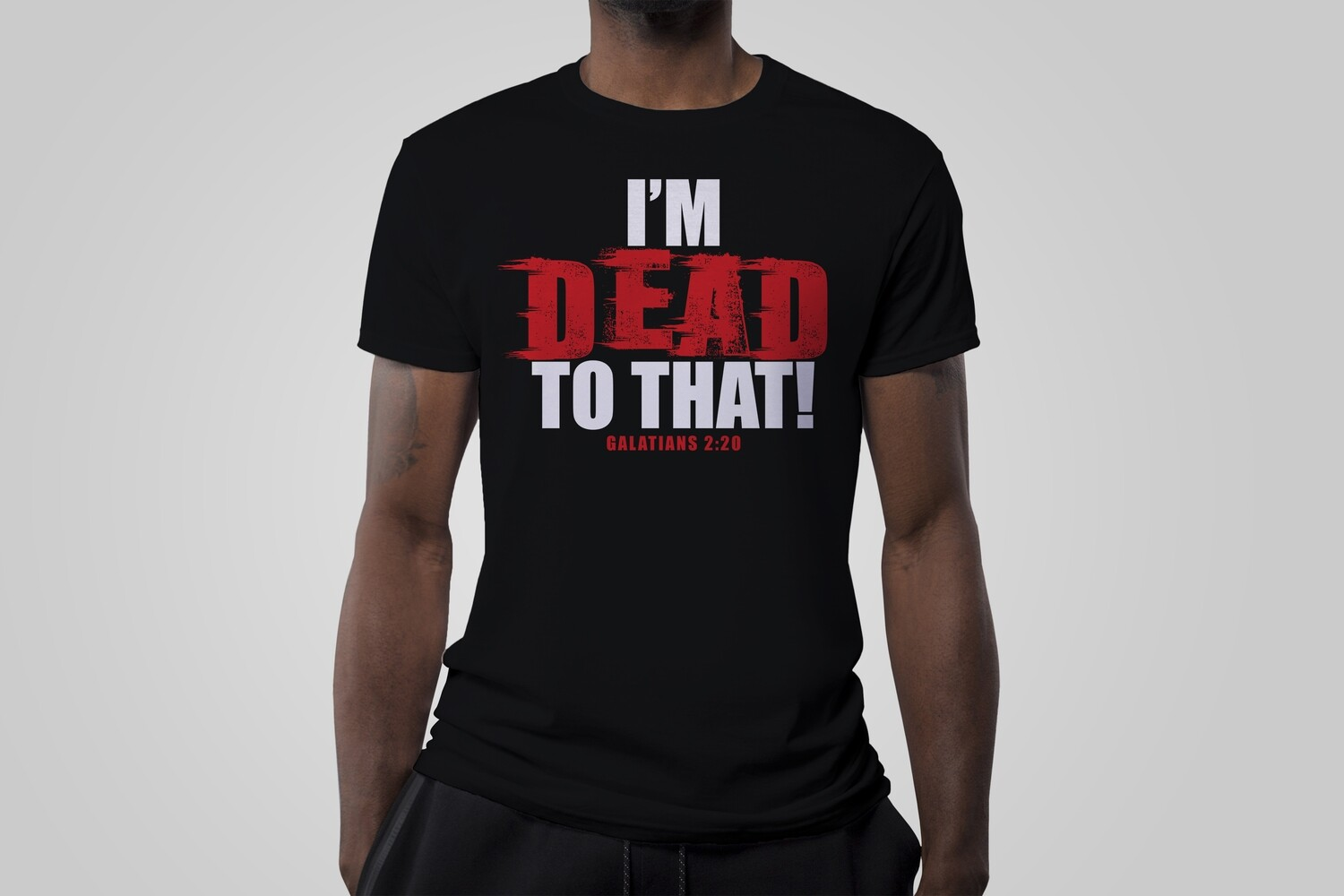 I'm Dead to That! Shirt