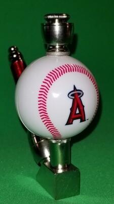 LOS ANGELES ANGELS BASEBALL PIPE Wedge/Nickel