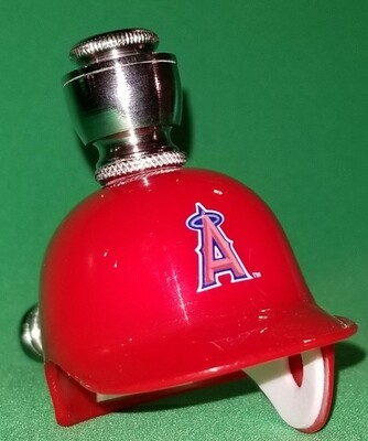 LOS ANGELES ANGELS BASEBALL PIPE Straight/Nickel