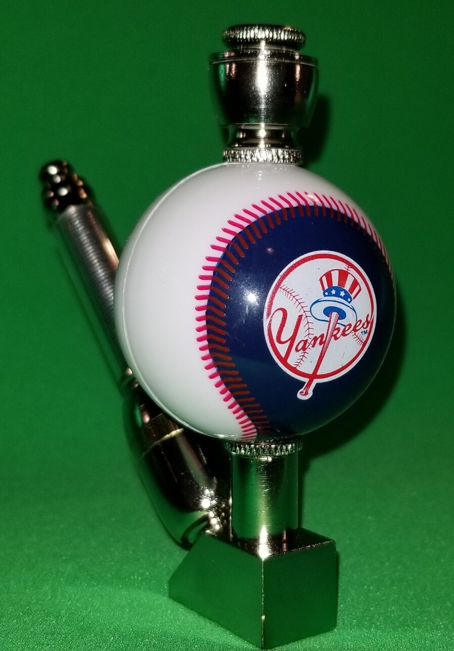 NEW YORK YANKEES BASEBALL PIPE Wedge/Nickel