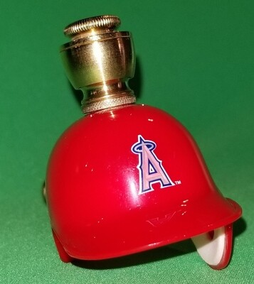 LOS ANGELES ANGELS BASEBALL PIPE Straight/Brass