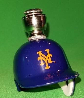 NEW YORK METS BASEBALL PIPE Straight/Brass