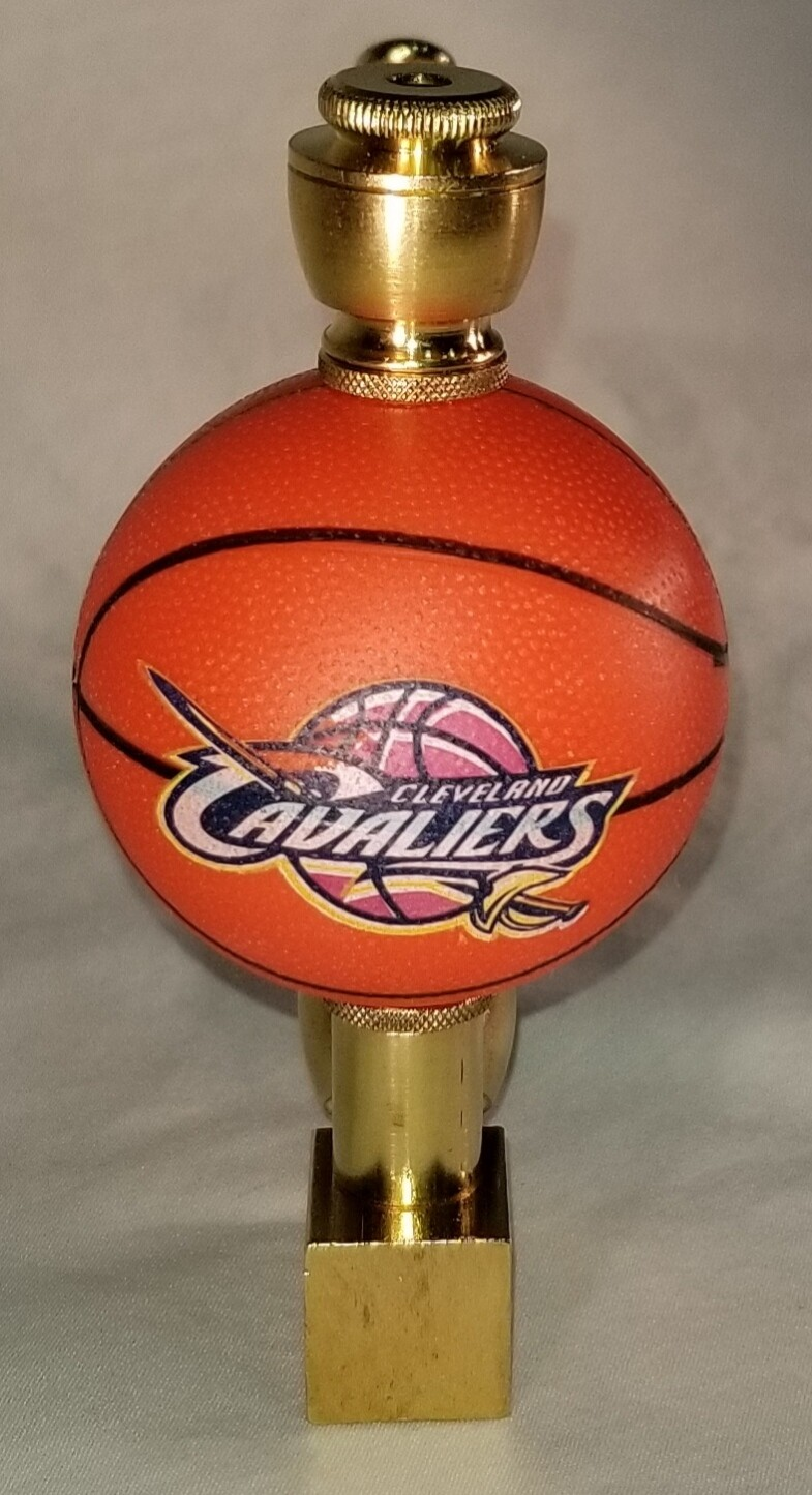 CLEVELAND CAVALIERS BASKETBALL SMOKING PIPE Wedge/Brass