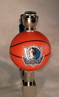 DALLAS MAVERICKS BASKETBALL SMOKING PIPE Wedge/Nickel