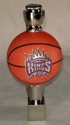 SACRAMENTO KINGS BASKETBALL SMOKING PIPE Wedge/Nickel