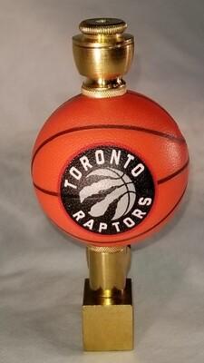 TORONTO RAPTORS BASKETBALL SMOKING PIPE Wedge/Brass