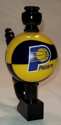 INDIANA PACERS COLOR BASKETBALL