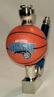 ORLANDO MAGIC BASKETBALL SMOKING PIPE Wedge/Nickel