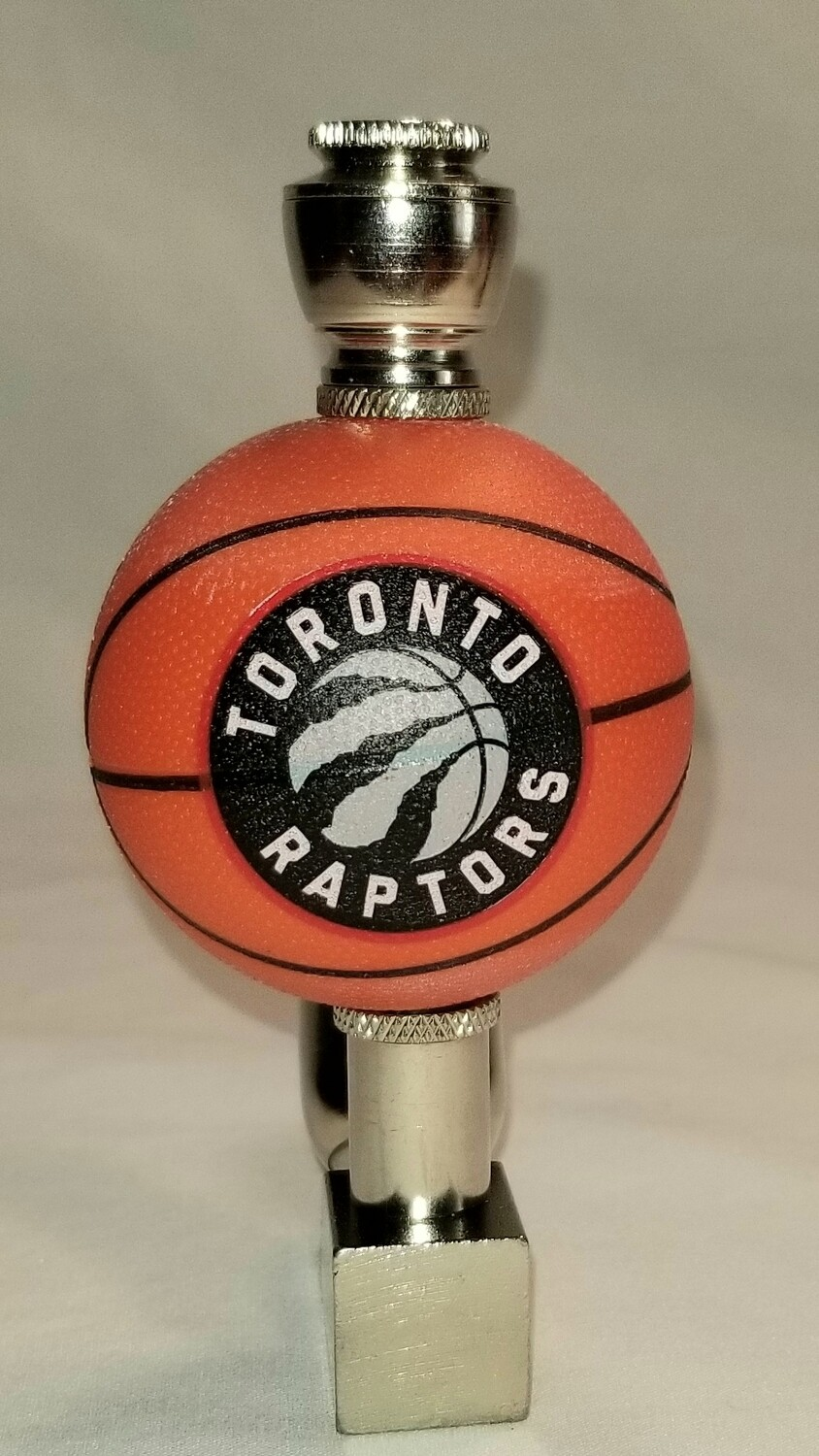 TORONTO RAPTORS BASKETBALL SMOKING PIPE Wedge/Nickel